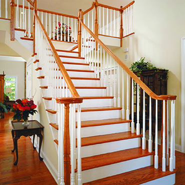 Oak Stair Treads. Tread Specifications. Bullnose ...